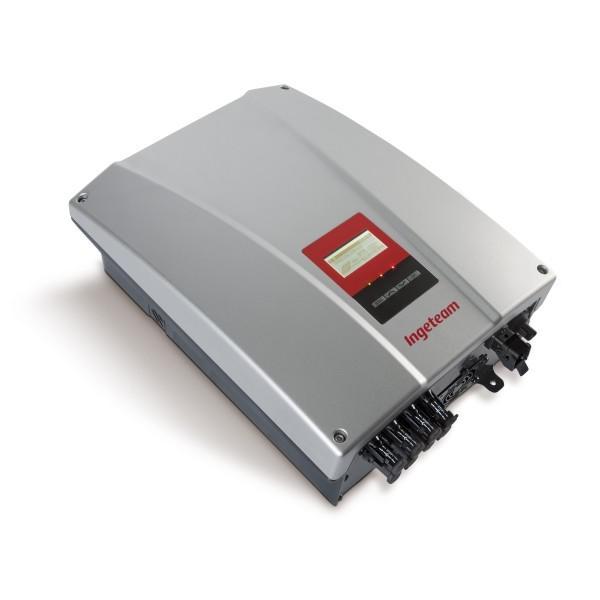 Remplacement onduleur photovoltaïque Ingeteam 3000